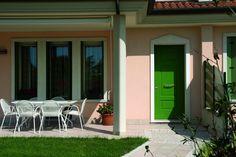 Green Evolution door by Oikos Venezia.  www.oikos.it