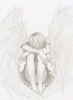 Angel by AnimeAngelRemedy.deviantart.com on @deviantART