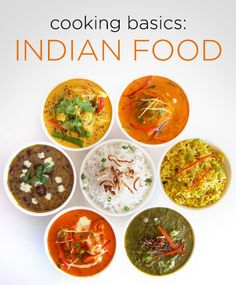 Inside an Indian Kitchen: 6 Common Ingredients and Recipes