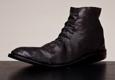 Chronicles of Never 1914-1918 Deconstructed Boot - The Shoe Buff - Men's Contemporary Shoes and Footwear