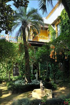 La Casa de Pilatos (Pilate's House) is an Andalusian palace in Seville, which serves as the permanent residence of the Dukes of Medinaceli. The building is a mixture of Renaissance Italian and Mudéjar Spanish styles. It is considered the prototype of the Andalusian palace.