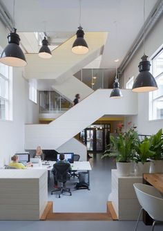 Churches turned into offices There are now several cases worldwide of religious worship buildings converted to office buildings. #officedesign #ArchiJuice