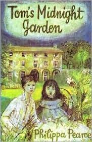 Tom's Midnight Garden - I'd love to go into the world of 13 o'clock with Tom in this story.