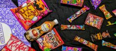 If I HAD to have a favourite time of year, it would be Halloween and Japan Crate definitely got me in the mood for October with it's awesome snacks! Crates, October, Japan, Writing, Halloween, Blog, Blogging, Being A Writer, Japanese
