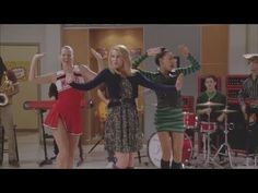GLEE - Come See About Me (Full Performance) (Official Music Video) - YouTube