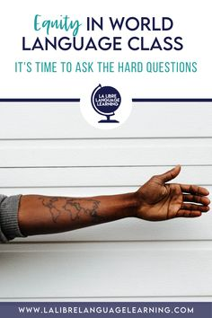 It's time to have the hard conversations about how culturally responsive our teaching is in world language class. French teachers are in a unique position to change our teaching methods. We can add more equity, a better curriculum, and make it loud and clear that Black lives matter in our classrooms. Use these anti-racist teaching ideas in combination with comprehensible input to help all your middle school and high school French or Spanish class to feel at home this school year… Communicative Language Teaching, Foreign Language Teaching, Language Proficiency, Classroom Language, High School French, High School Spanish, Spanish Teacher, Spanish Class, High School Activities