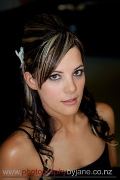 Dark smokey eyes for the bride with lashes added. www.sharynbutters.co.nz Hair And Makeup Artist, Hair Makeup, Dark Smokey Eye, Wedding Makeup, Lashes, Bride, Eyes, Hair Styles, Beauty