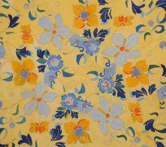 Indian Flowers | Painting | Artist : Kaite Helps | www.kaitehelps.co.uk