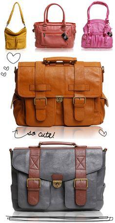 that brown bag * 3 *