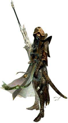 Warhammer 40k Eldar Ranger