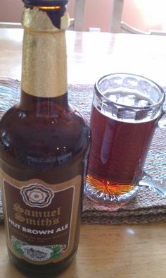 Samuel Smith's - Nut Brown Ale
