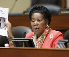 "Watch: Rep. Sheila Jackson Lee (D-Texas) on Tuesday admitted that Democrats in the Senate are blocking a bill to fund the Department of Homeland Security — something that many other Democrats have been unable to say in public. ""Last night, the Senate rightly so, the Democrats held up and..."