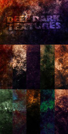 Deep Dark Free Texture Pack