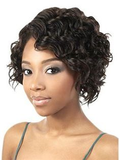 Short for wigs women american natural african