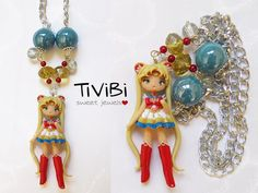 By Tivibi creations Sailor Moon, Third transformation https://www.etsy.com/shop/TiViBi/sold?page=6