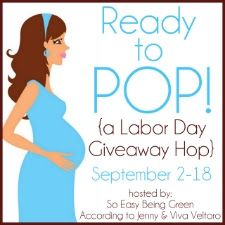 Ready to Pop! Giveaway Hop (Ends 9/18) U.S