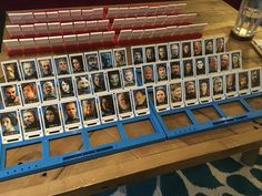 [SPOILERS] 24 Characters is not enough, so my Guess Who board has 48 : gameofthrones