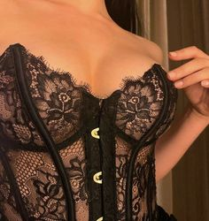Image uploaded by MissDivaa. Find images and videos about fashion, style and black on We Heart It - the app to get lost in what you love. Jolie Lingerie, Lingerie Outfits, Pretty Lingerie, Lingerie Set, Women Lingerie, Black Lingerie, Mode Outfits, Fashion Outfits, Womens Fashion