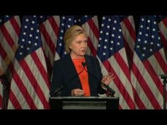 Hillary Clinton rips Trump's foreign policy (Full speech)
