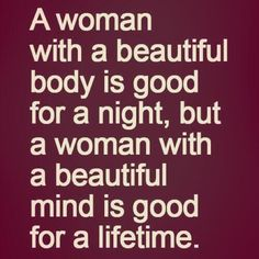 A woman with a beautiful body.