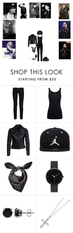 """""""Performing with suga"""" by tkyle134 ❤ liked on Polyvore featuring True Religion, Juvia, New Look, Jordan Brand, Alexander McQueen, Retrò, I Love Ugly, BERRICLE and Kevin Jewelers"""