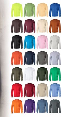 Gildan Mens Ultra Cotton, Short sleeve Mens T-shirt, Tee size S - 5XL 2000 #Gildan