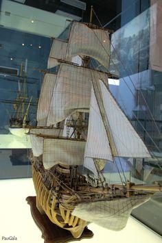 Modelo de HSM Bounty. 1783 #Hombresdelamarbarcosdeleyenda