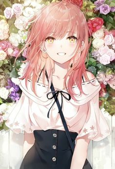 Shared by Namae Fumei. Find images and videos about anime, kawaii and anime girl on We Heart It - the app to get lost in what you love. Manga Girl, Manga Kawaii, Chica Anime Manga, Kawaii Anime Girl, Fan Art Anime, Anime Artwork, Anime Art Girl, Anime Girls, Pretty Anime Girl