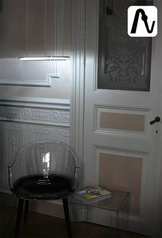 TELAIO piccolo puur in a classic house! TELAIO piccolo puur dans un intérieur classique!