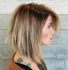33 Balayage Hair Color Styles You'd Love To Try 2017