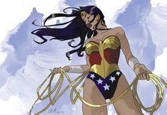Amazing work by DC Animator & Director Lauren Montgomery