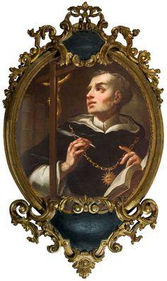 Scuola veneta, 1720-1740 San Tommaso d'Aquino : Lot 68