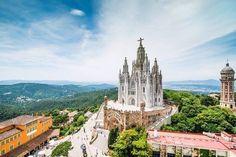 Храм Святого Сердца, Испания