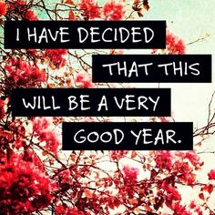 2014.... It's your decision, your story.