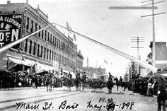 Idaho Streets Main 1898
