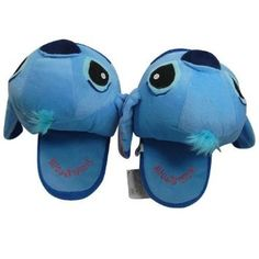 Lilo And Stitch cute fashion Stitch slippers