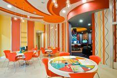 Mazagan Resort Kidz Club Morocco | Designed by Launch by Design Inc.