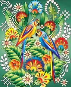 Catalina Estrada, Colombian artist.