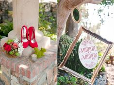 Rustic Snow White Wedding Inspiration