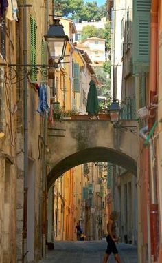 Menton, France......just before the Italian border