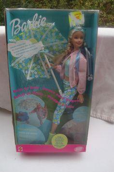 Barbie Sonne oder Regen NEU OVP MATTEL VINTAGE 90 er SUN AND RAIN DOLL PUPPE in Spielzeug, Puppen & Zubehör, Mode-, Spielpuppen & Zubehör   eBay