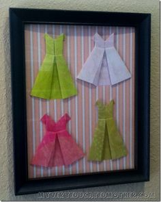 Say Yes to the Dress Wall Art - featured on BlogHer!
