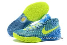 Discount Nike Kyrie 1 2015 Red Blue Green Basketball Shoes
