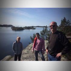 Svaberg, strand og havutsikt? Book hytte på Risøya idag!☀️☀️☀️ www.risoya.no