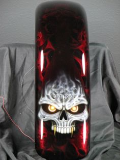 Tricked Out Skulls---Customs