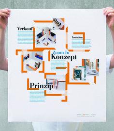 Raumkonzept Frame Magazine