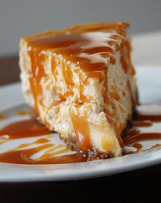 Brown Sugar-Apple Cheesecake.