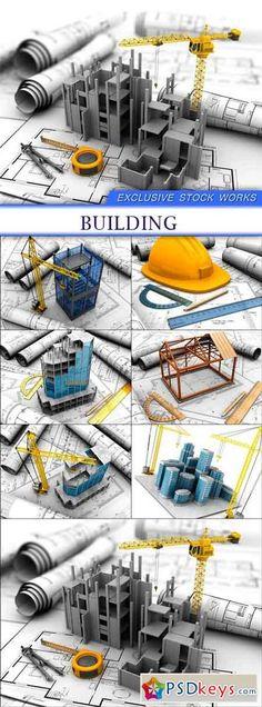 Building 7X JPEG 28 Mb