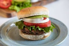Grilled Hamburger Recipes, Cookout Menu, Whole Food Recipes, Cooking Recipes, Fourth Of July Food, Hamburger Patties, Simply Recipes, Easy Weeknight Dinners, Wrap Sandwiches