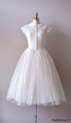 100 платьев в стиле «винтаж»